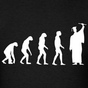 Evolved to Graduate T-Shirts - Men's T-Shirt