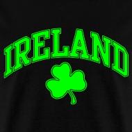 Design ~ Neon Green/Black Ireland T-Shirt