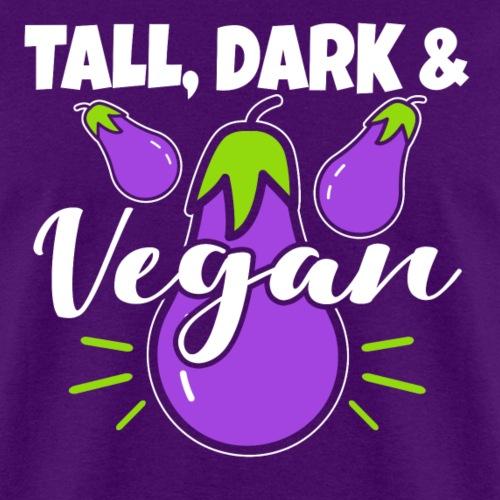 Tall Dark And Vegan