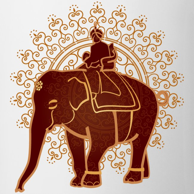 New World Living Apparel And Accessories Indian Elephant