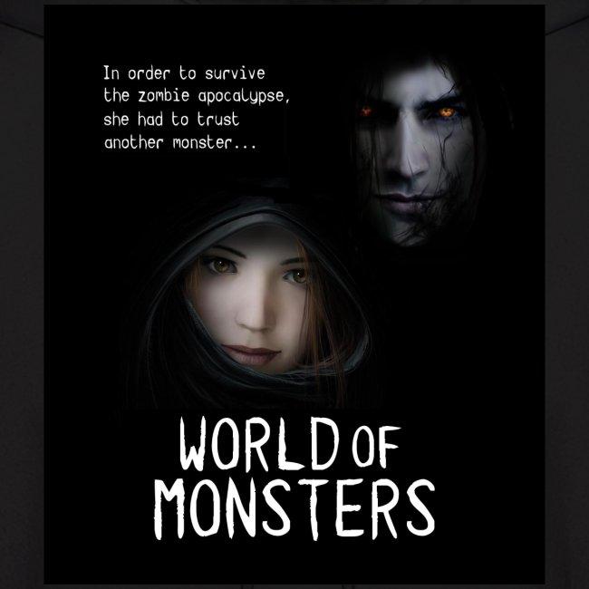 World Of Monsters Hoodie