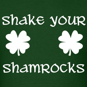Shake Your shamrocks - Men's T-Shirt