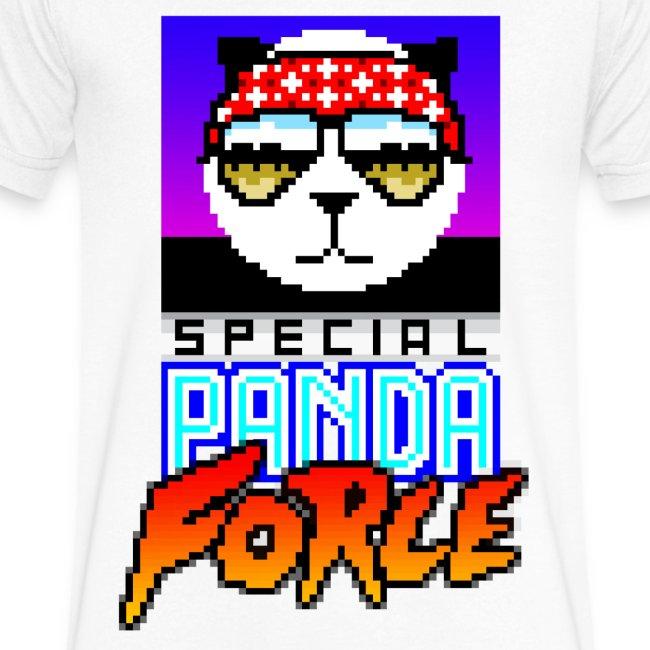 Funky Panda - Special Panda Force (V-Neck)