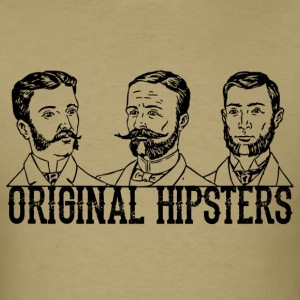 Original Hipsters - Men's T-Shirt