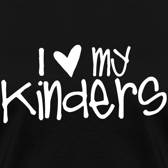 Love My Kinders | Chalk