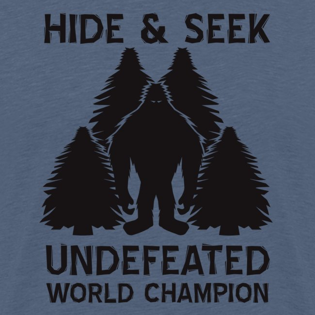 Hide & Seek World Champ (kids)