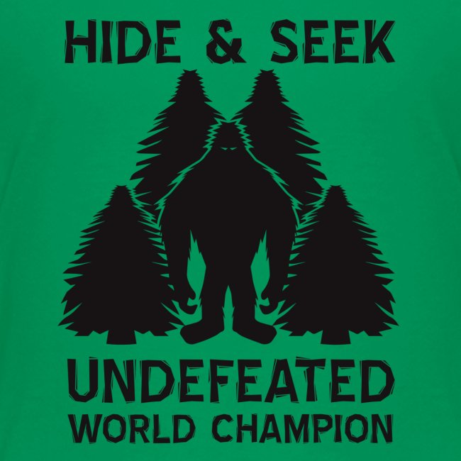 Hide & Seek World Champ (kids)