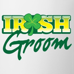 IRISH GROOM marrying an Irishman  Bottles & Mugs - Coffee/Tea Mug