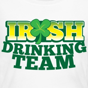IRISH DRINKING TEAM St PATRICKS DAY Long Sleeve Shirts - Women's Long Sleeve Jersey T-Shirt