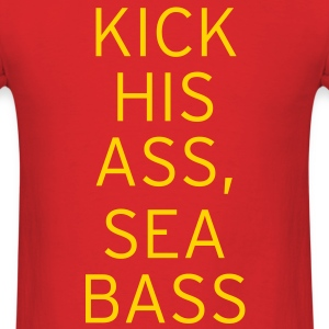 Sea Bass - Men's T-Shirt