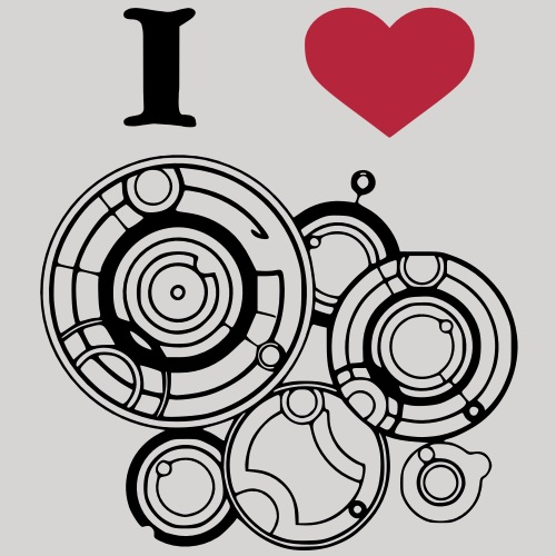 I heart River Song