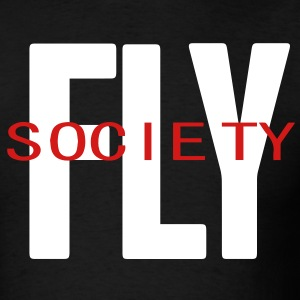 FLY SOCIETY T-Shirts - Men's T-Shirt