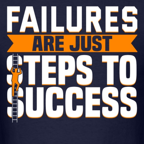 Failures Are Just Steps