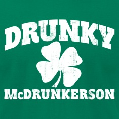 DRUNKY McDRUNKERSON T-Shirts