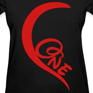 One Love Left Women's T-Shirts - Women's T-Shirt