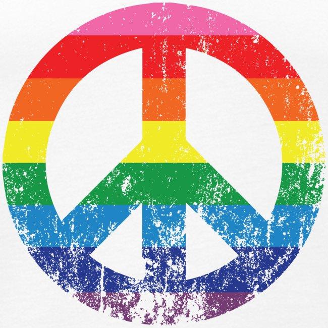 Rainbow Peace Tank