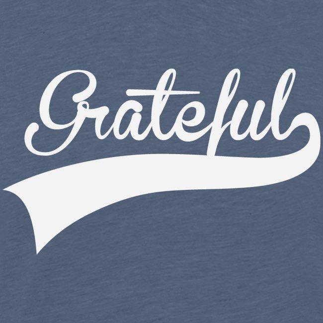 Grateful Baseball Tee (Unisex)