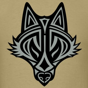 Graphic Wolf T-Shirts - Men's T-Shirt