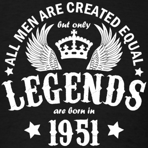 Legends are Born in 1951