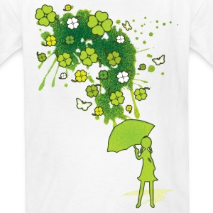 Lucky_Clovers - Kids' T-Shirt