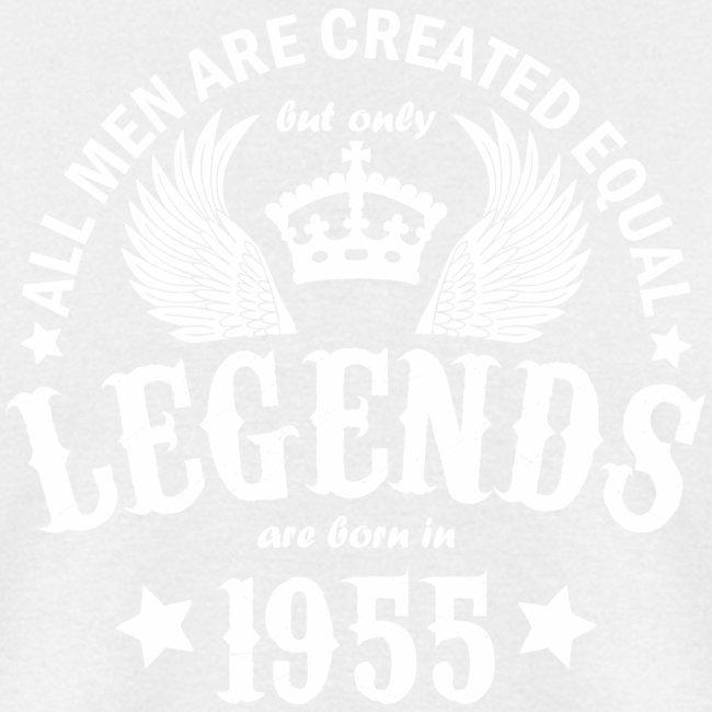 Legends are Born in 1955
