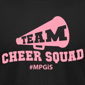 Most Popular Girls cheer sqaud T-Shirts - Men's T-Shirt by American Apparel