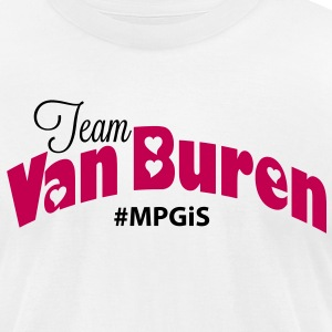 Most Popular Girls Team Van Buren  T-Shirts - Men's T-Shirt by American Apparel