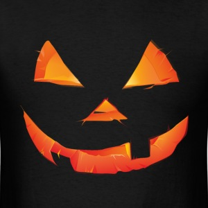Pumpkin Halloween T-Shirts - Men's T-Shirt