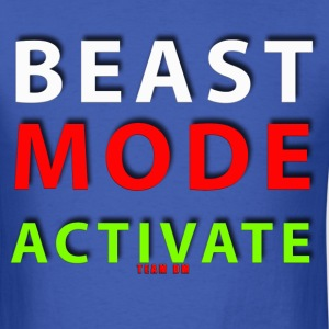 BEAST MODE ACTIVATE - Men's T-Shirt