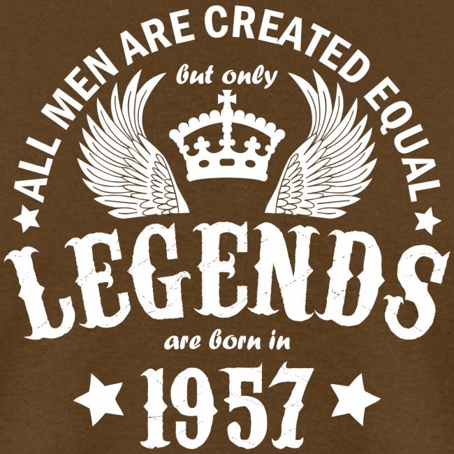 Legends are Born in 1957