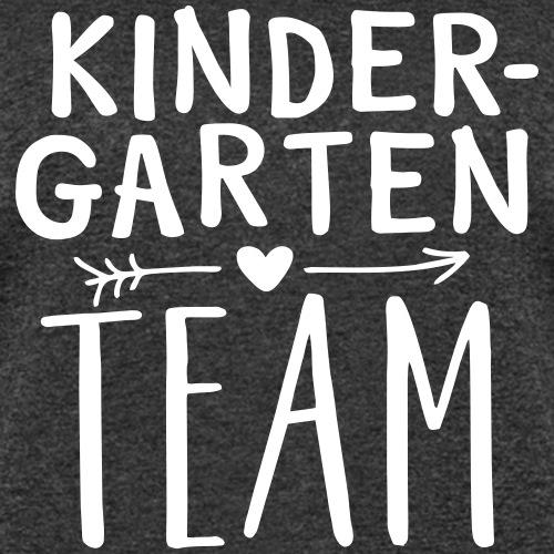 Kindergarten Team Heart Arrow