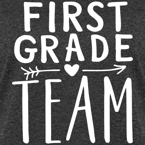 First Grade Team Heart Arrow