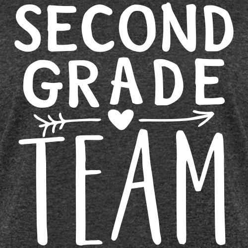Second Grade Team Heart Arrow