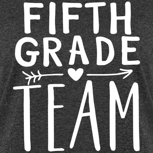 Fifth Grade Team Heart Arrow