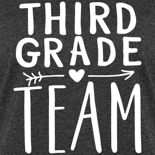 Third Grade Team Heart Arrow