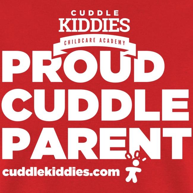 Proud Cuddle Parent (Red)
