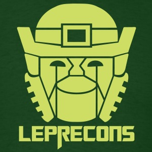 LEPRECONS T-Shirts - Men's T-Shirt