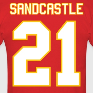 Leon Sandcastle Tee - Men's T-Shirt