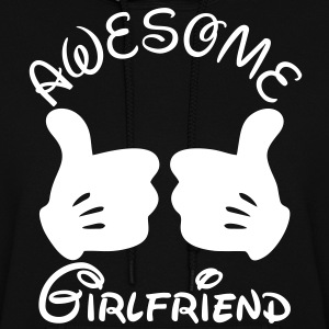 Awesome Girlfriend Hoodies - Women's Hoodie