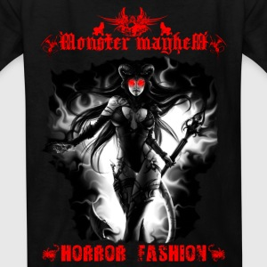 Monster Mayhem 13 - Kids' T-Shirt