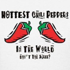 Mexican Chili Peppers T-Shirt