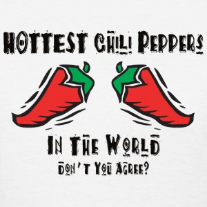 Mexican Chili Peppers T-Shirt - Women's T-Shirt