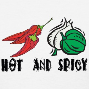 Mexican Hot & Spicy T-Shirt - Women's T-Shirt