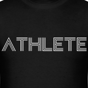 Athlete T-Shirts - Men's T-Shirt