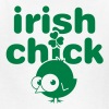 Irish Chick - Kids' T-Shirt