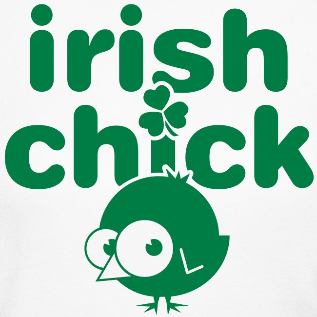 Irish Chick Long Sleeve