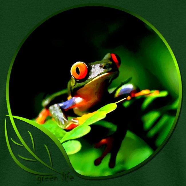 Green Life Series - Tree Frog