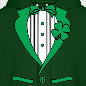 irish suit Hoodies - Men's Hoodie