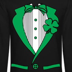 irish suit Long Sleeve Shirts