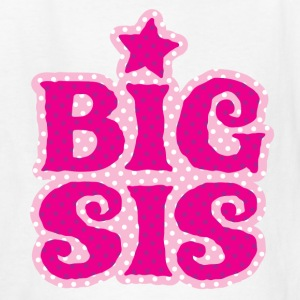 Big Sis DD Kids' Shirts - Kids' T-Shirt